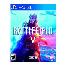 Battlefield V Ps4 Nuevo Fisico Sellado Envio Gratis