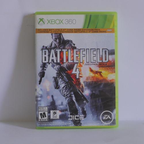 battlefield xbox 360