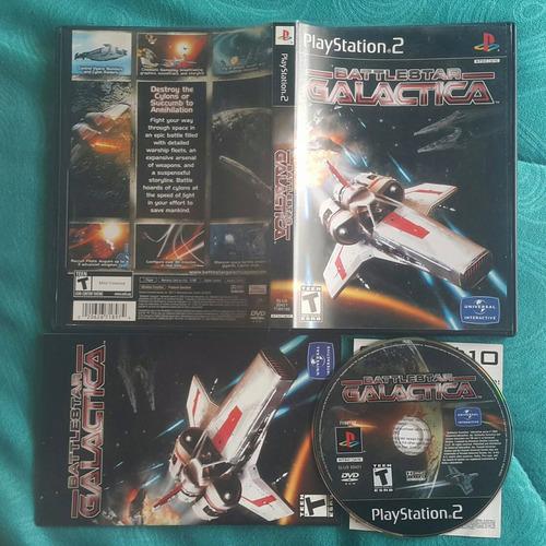 battlestar galactica / playstation 2 ps2 usa 10