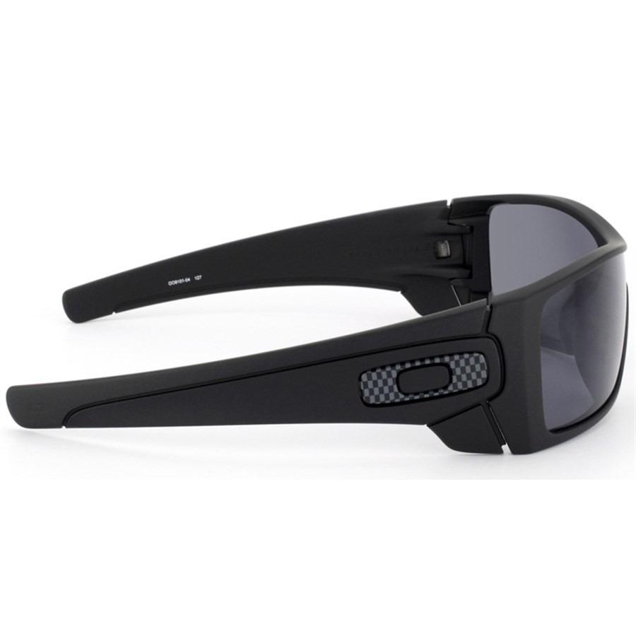 1109ceb1ce1a3 Carregando zoom... óculos oakley batwolf de sol polarized preto matte black  gre. Carregando zoom.