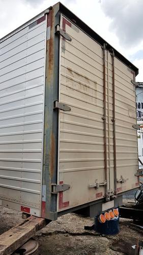 bau aluminio 5,50m 2011 compre vuc