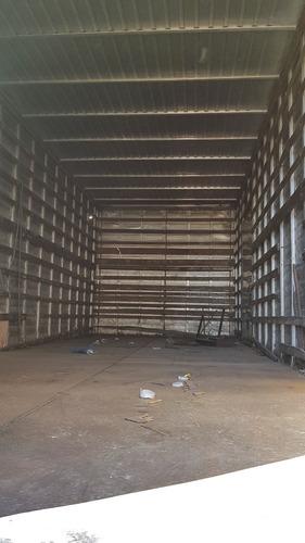 bau aluminio 7m porta lateral compre