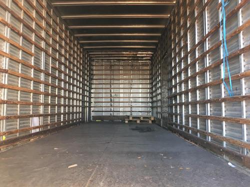 bau aluminio 9m para caminhao truck