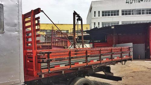 bau aluminio sider caçamba carroceria plataforma guincho