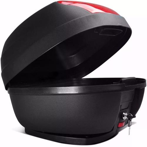 bau bauleto 28 litros motos reflexivo