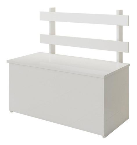 baú caixa lenha fellicci branco djwt