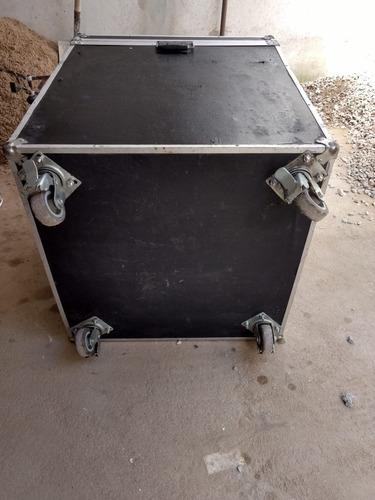 baú case bag rígido surdos ferragens equipamentos acessório