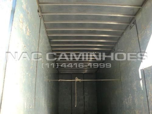 baú de alumínio 8,40 mts  ano 2006