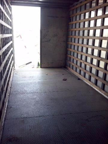 baú de alumínio 9m randon assoalho de chapa