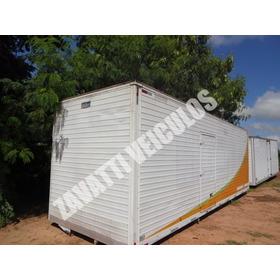 Baú De Alumínio Para Caminhão 8,50 M - Vw 24-250