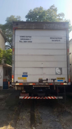 baú de alumínio perfil cabideiro 8 metros toco/truck