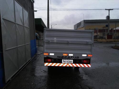bau em alumínio,carroceria em aço,serviços em geral