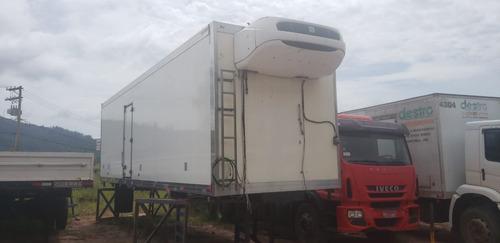 bau frigorifico 18 pallets aparelho thermoking t880