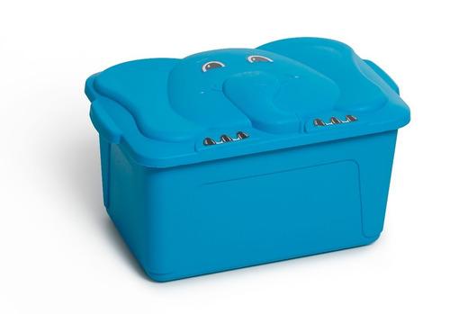 bau para guardar brinquedos infantil caixa organizadora