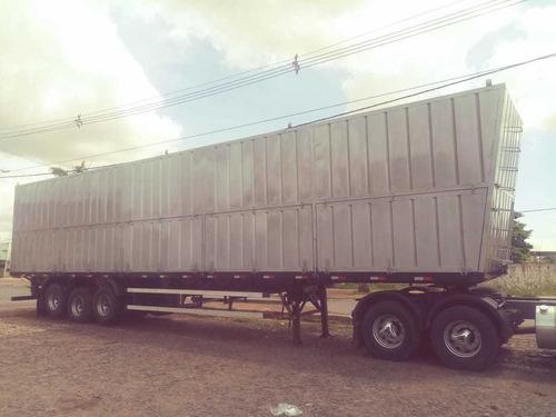 baú para transporte de carvão usado sem pneu