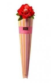 bau presente luxo namorados chocolate cacau show rosa cartao