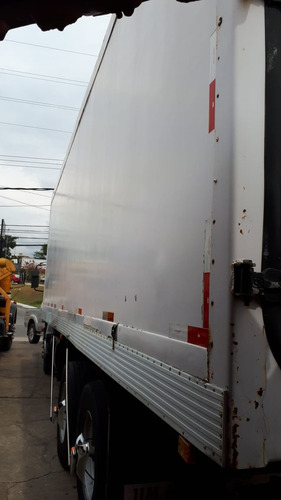 baú refrigerado gancheira motor elétrico diesel r$24.900,00