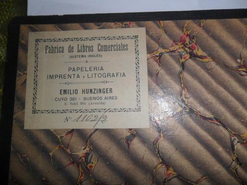 baudou  cerrini 1906 debe haber emilio hunzinger herramienta