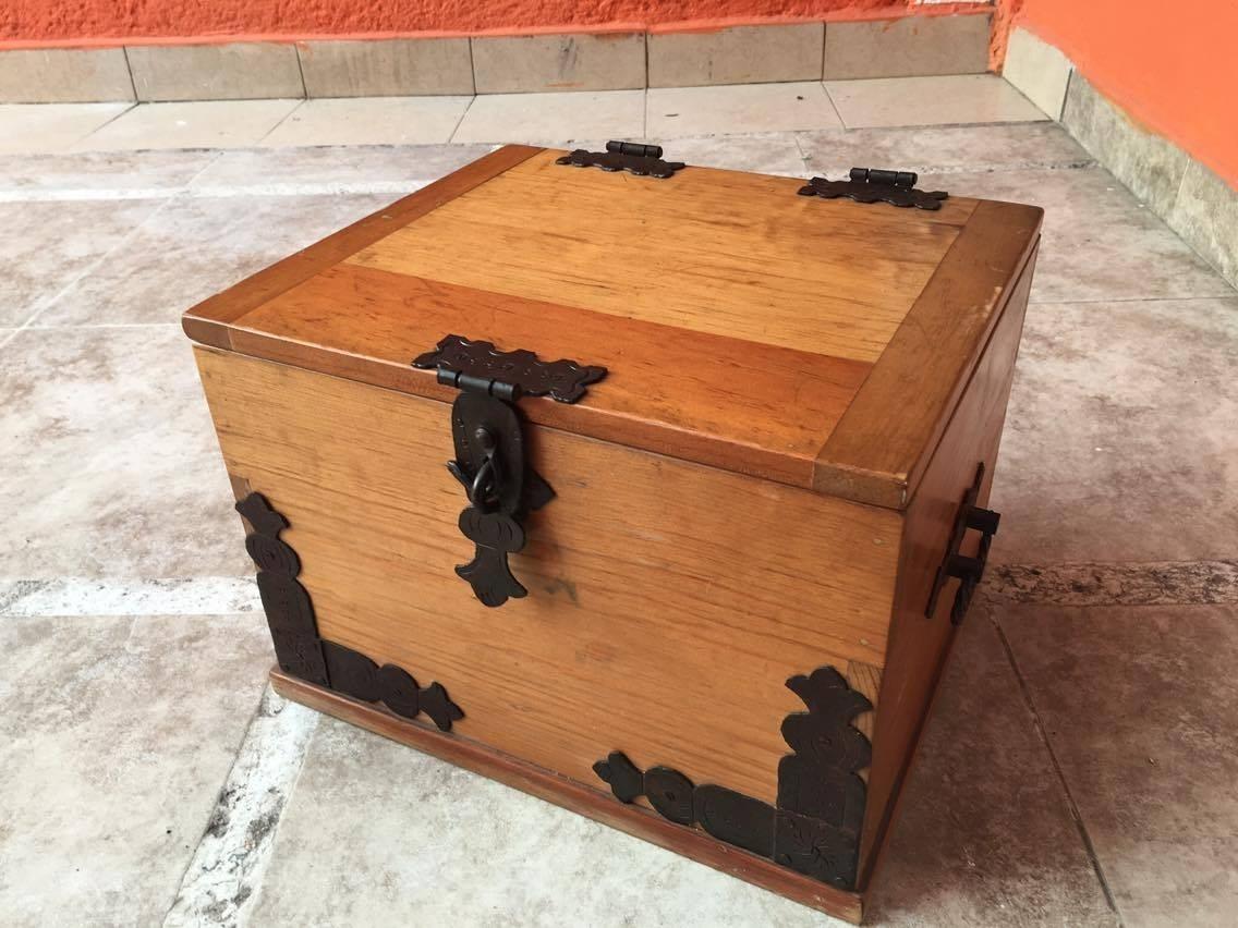 Baul antiguo de madera en mercado libre - Baul de madera antiguo ...
