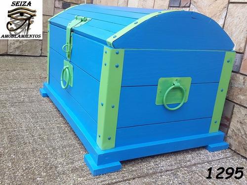 baúl bombe infantil madera