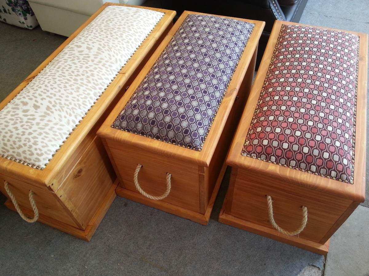 Baul botinera mueble madera maciza decoraci n con garant a - Madera para decoracion ...