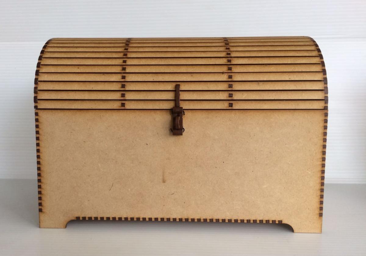 Baul Cofre Laser Mdf Caja Recuerdo Alhajero Regalo Pirata - $ 180.00 ...