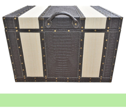 baúl contenedor mochilas/