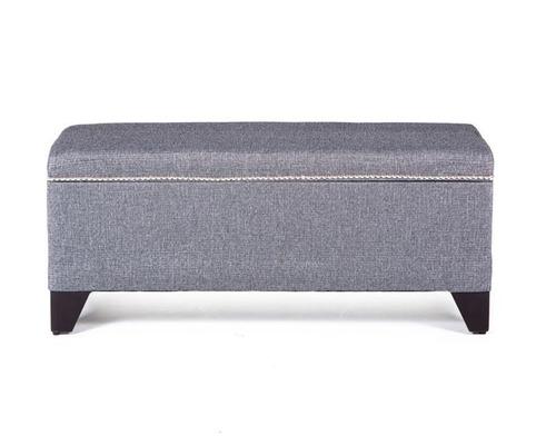 baúl isis de madera de pino tapizado en linato pm-4697263