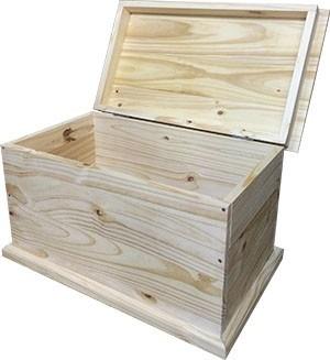 baul j- dormitorio - zapatera - madera - mueble living - lcm