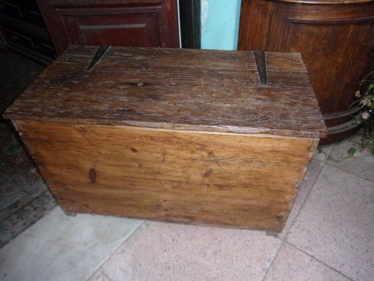 Ba L O Arc N Antiguo En Buen Estado De Buena Madera 8 900 00  # Arcon Madera