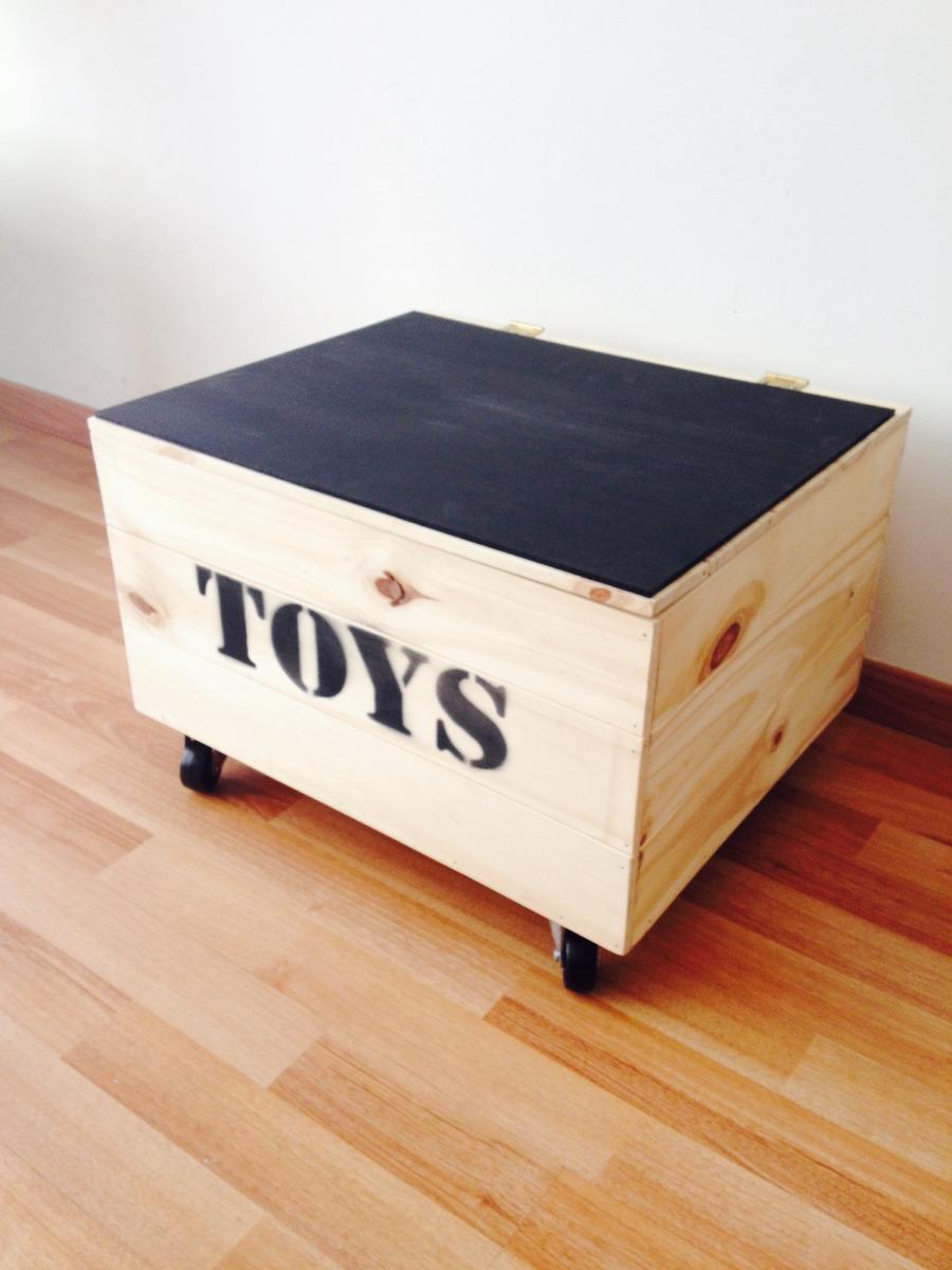 Cajon para guardar juguetes beautiful caja artesanal with - Cajon para juguetes ...
