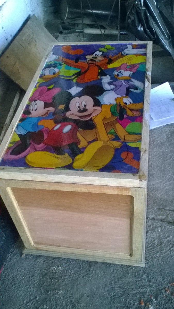 Baul para juguetes en mercado libre - Baul para guardar juguetes ninos ...