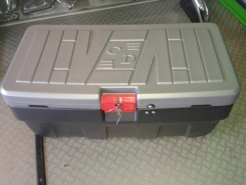 baul plastico 4x4 cajon de herramientas para camioneta