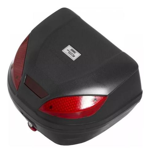 baul porta equipaje valija protork 30 litros  gris o negro