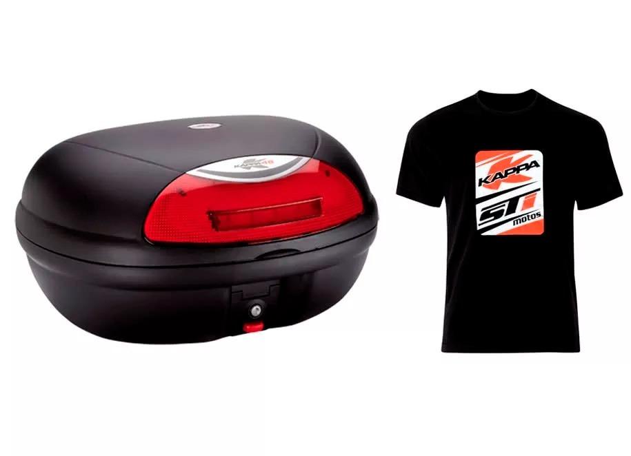 nowy autentyczny przemyślenia na temat ogromna zniżka Baul Trasero Kappa K48n Monokey 48 Litros + Regalo Sti Motos