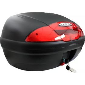 Baul Valija Porta Objetos Para Moto Para 2 Cascos Universal