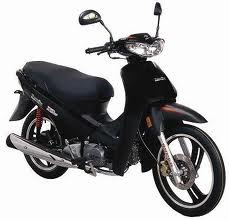baulera asiento zanella zb 110 negro - dos ruedas motos