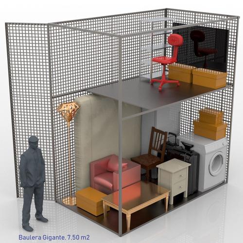 bauleras privadas y guardamuebles en once deposito belgrano