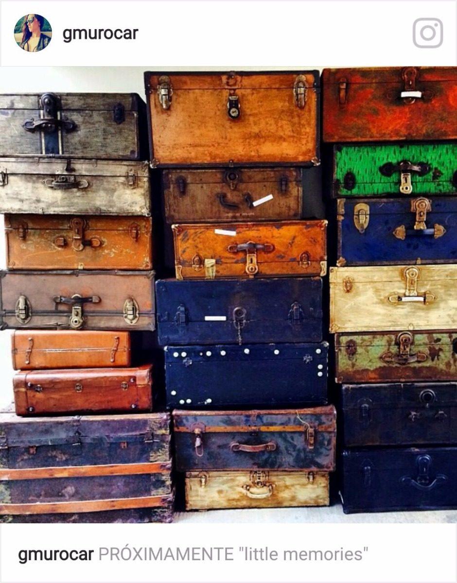 Baules Antiguos 80000 En Mercado Libre - Baules-antiguos