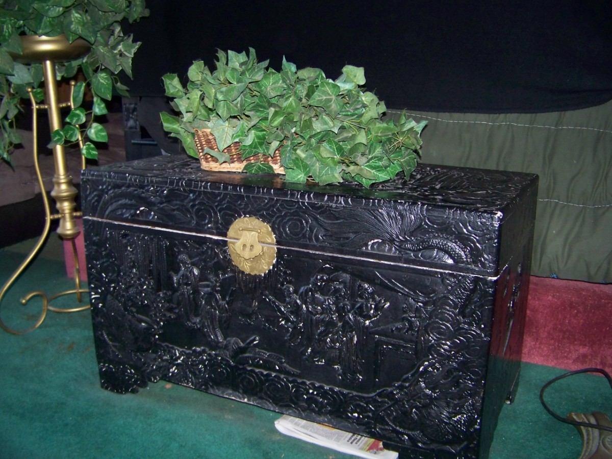 Baules Antiguos Chinos Us 40000 En Mercado Libre - Baules-antiguos