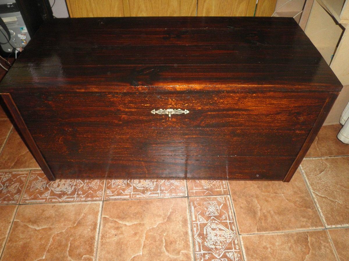 Baules de madera rusticos en mercado libre - Baules de madera baratos ...