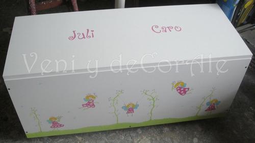 baules infantiles con ruedas, cubos, organizador de juguetes