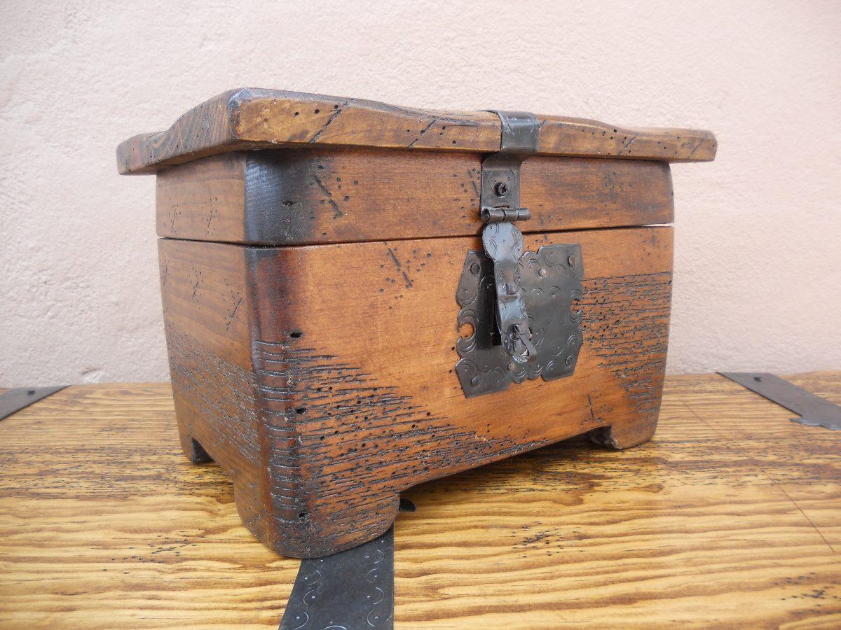 Ba les r sticos para arcones navide os excelente calidad - Baules de madera baratos ...