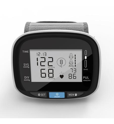 baumanómetro de muñeca monitor de presión arterial digital