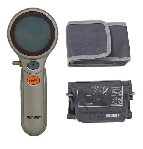baumanómetro monitor digital presion tipo palma brazo medico
