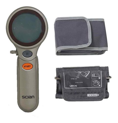 baumanómetro monitor digital tipo palma brazo medico