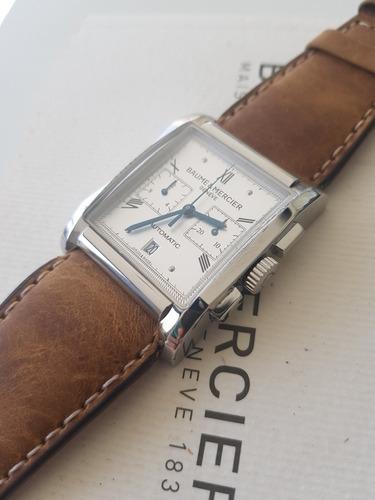 baume mercier hampton chronograph