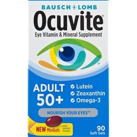 Bausch + Lomb Ocuvite Adult 50