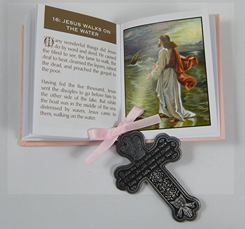 bautismo guardian angel crib cross y little 3x4 stories from