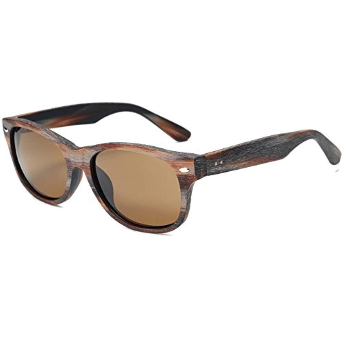 b3541b1e49 Baviron Gafas De Sol Madera Del Grano Similares - $ 135.533 en ...